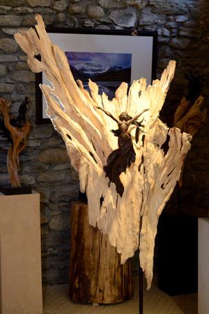 l 39 me la victoire du sculpteur bruno barbieri. Black Bedroom Furniture Sets. Home Design Ideas